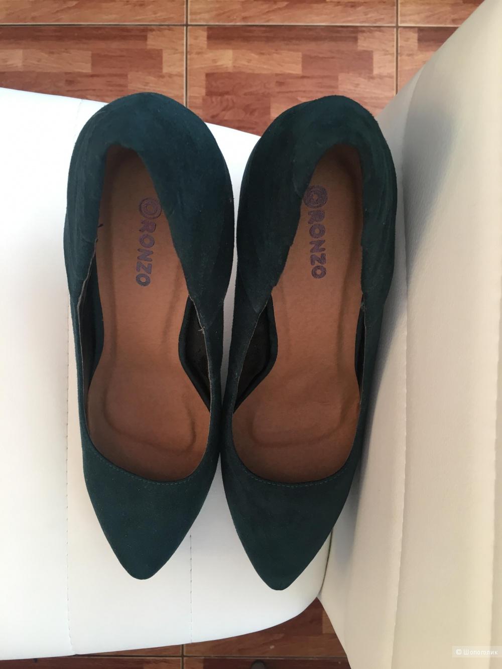 Туфли Ronzo, 40 размер