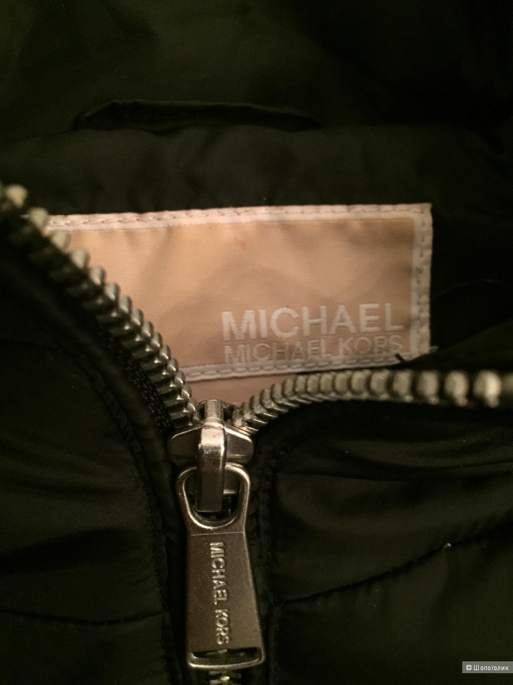 Пуховик Michael kors размер М