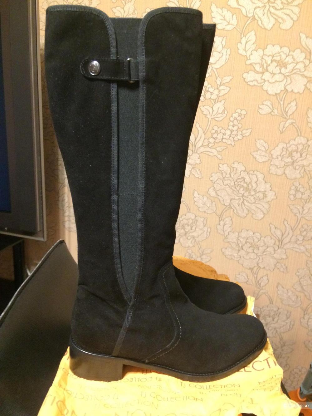 Зимние сапоги Tj collection , 40 размер