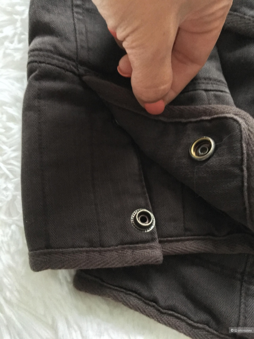 Куртка бушлат Levi's, размер XS