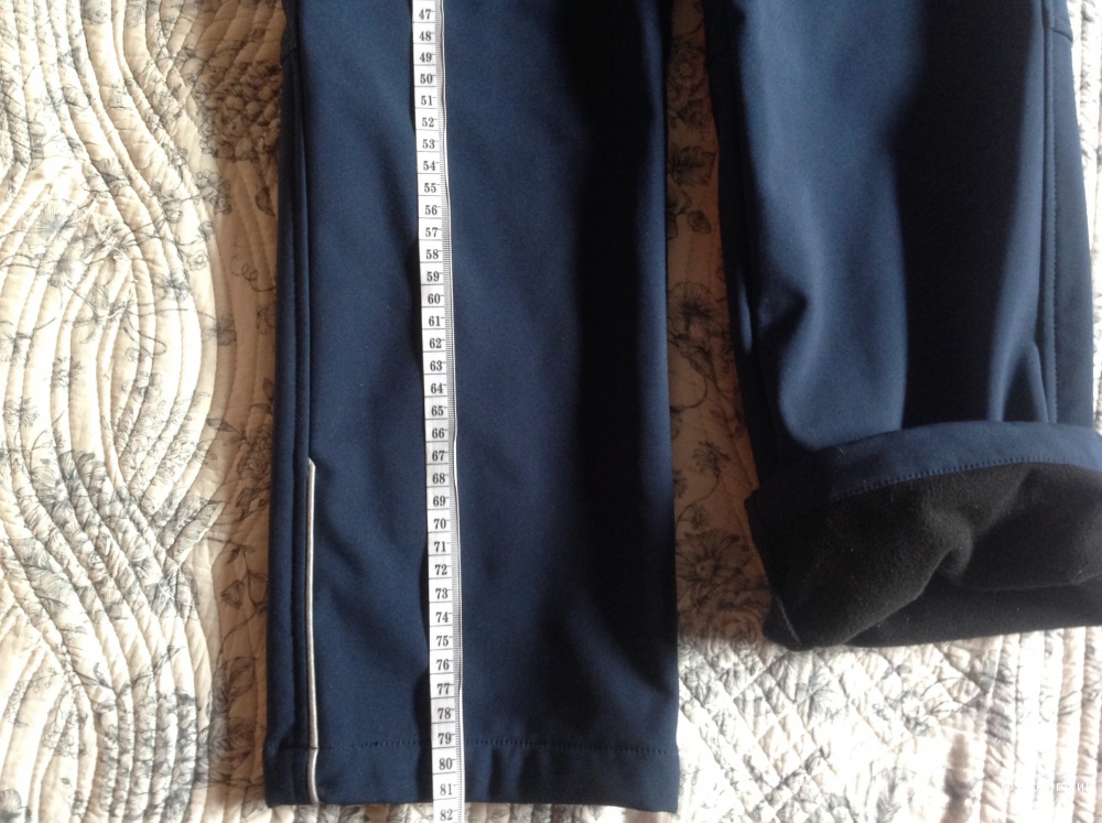 Новые брюки Luhta  137-145, непромокаемые с утеплителем для мальчика