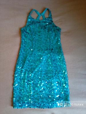 Платье вечернее. 44-46 размер.