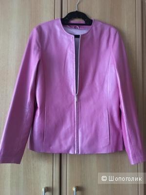 Куртка кожаная , размер 38