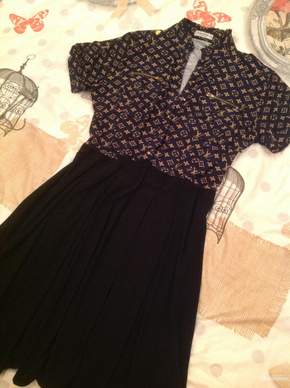 Платье, TASARINNI COL., 48-50 (рос.)