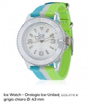 Часы Ice Watch коллекция United, унисекс