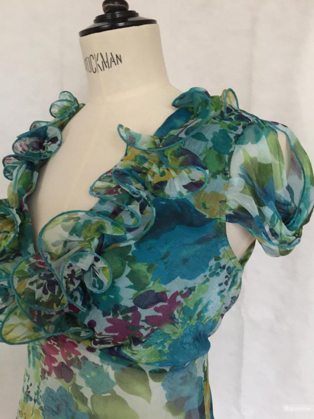 Итальянская блузка марки Rinascimento размер S