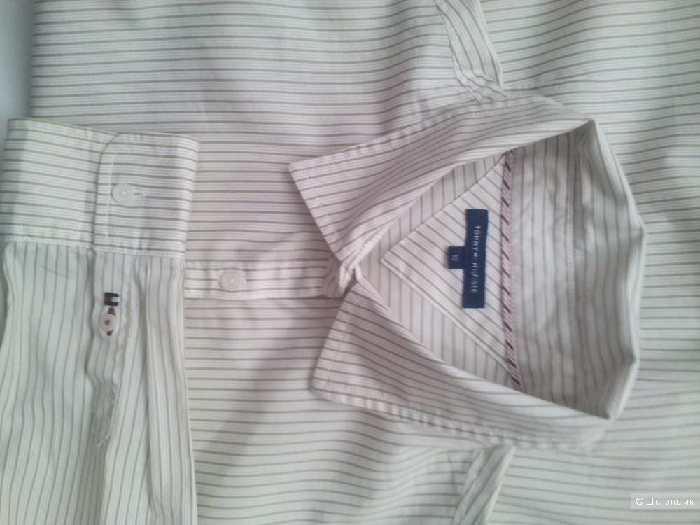 Новая рубашка Tommy Hilfiger, 10 размер
