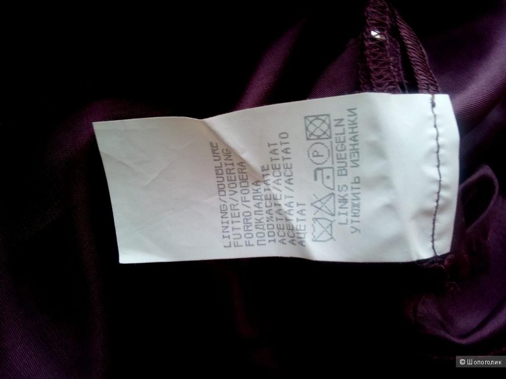Нарядное платье немецкой фирмы Nienhaus & Lotz. Платье 46 размера, Gb 14
