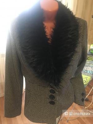 Женский пиджак, Jan basic, 46 размер