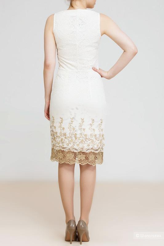 Новое кружевное платье Remix размер 44