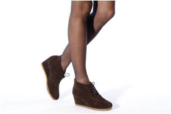 Новые замшевые ботинки Clarks Originals 41 р. Черный цвет.