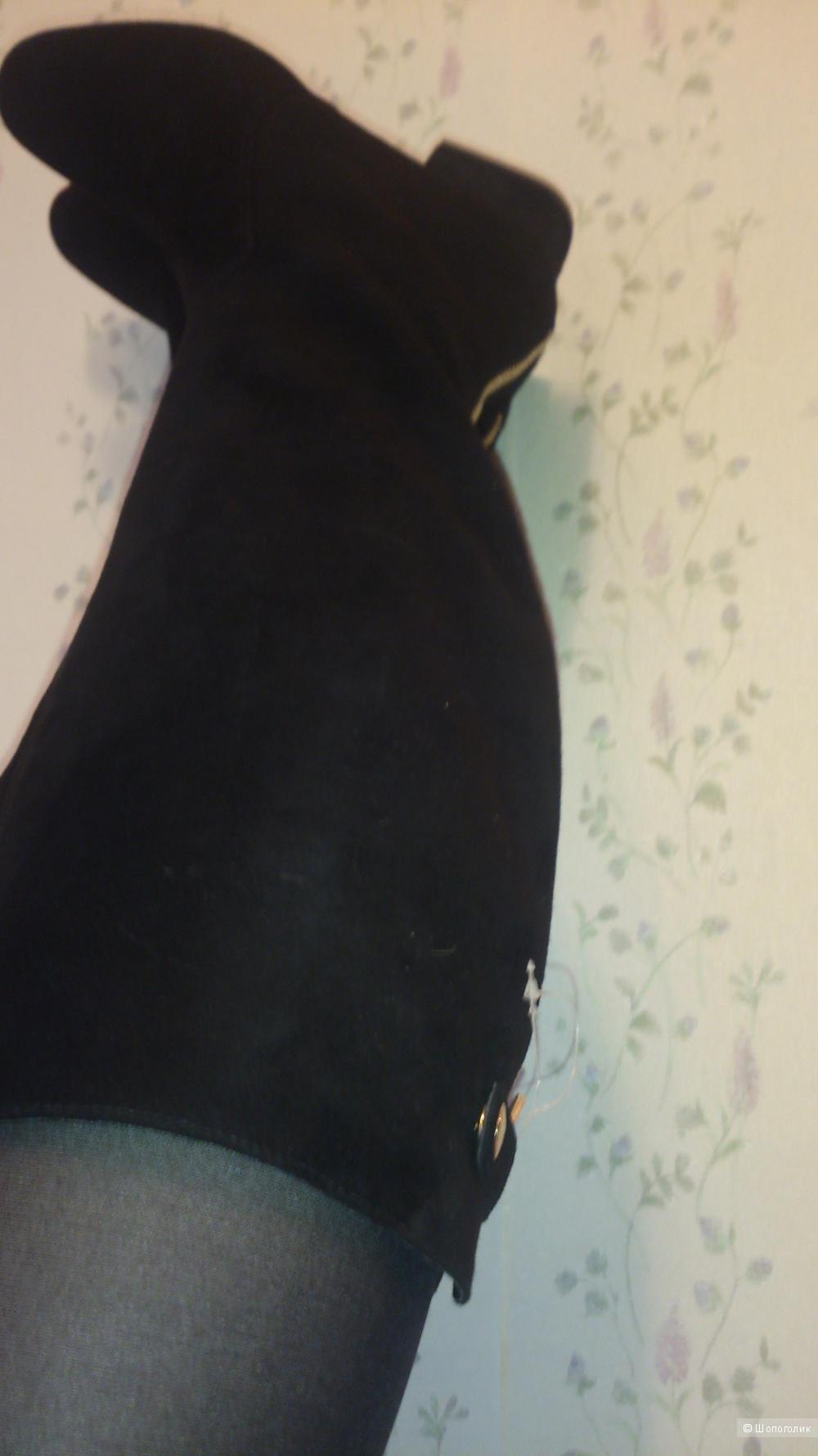 Сапоги 37 размер Anne Klein