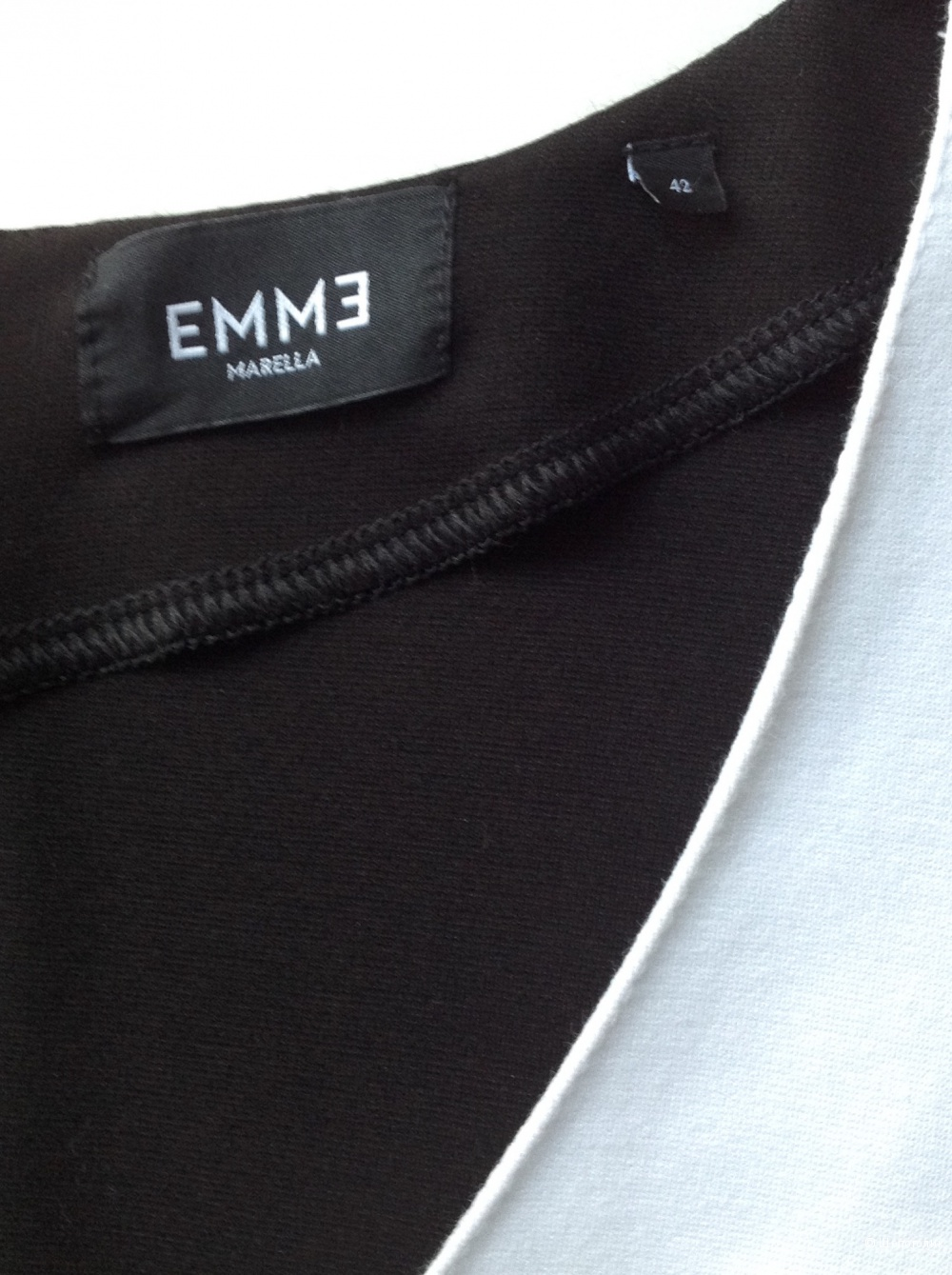 Платье колор-блок Emme by Marella, размер 44.