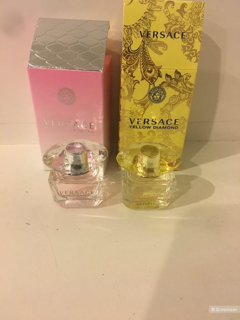 Сет миниатюр Versace 2*5ml