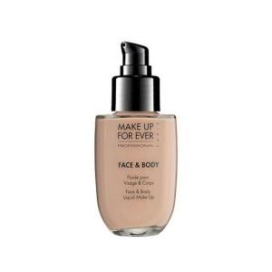 Тональное средство на 80 % из воды Make up for ever face & body
