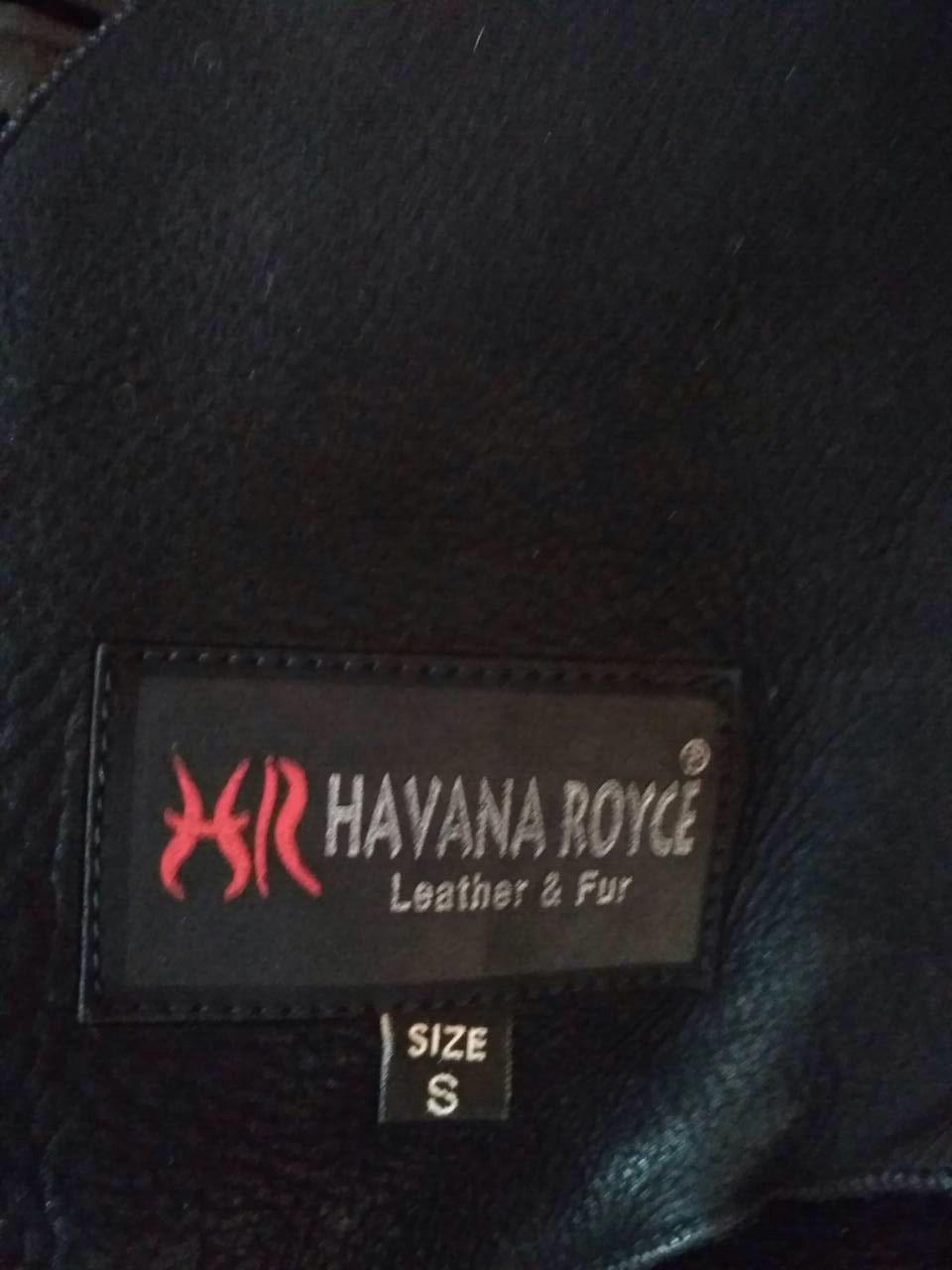 Дубленка Havana Royce, р-р S (42).