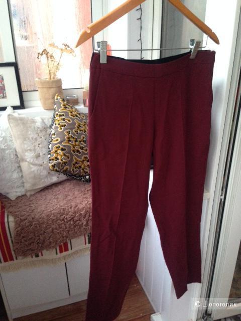 Шерстяные брюки Whistles (42-44 размер)