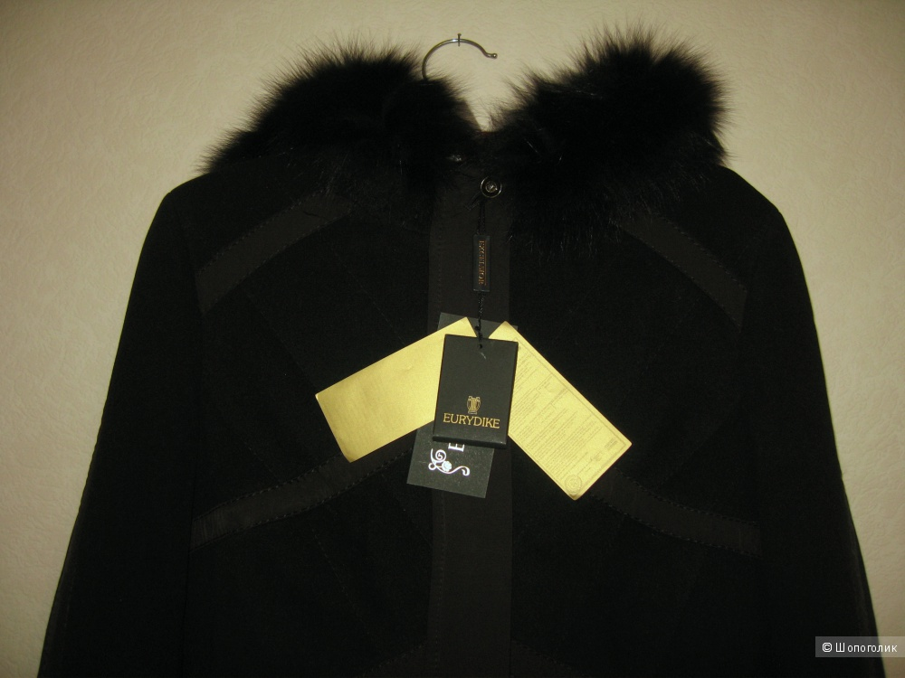 Пальто зимнее Eurydike размер 48