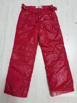 Зимние штанишки на девочку Sela на 6-8 лет