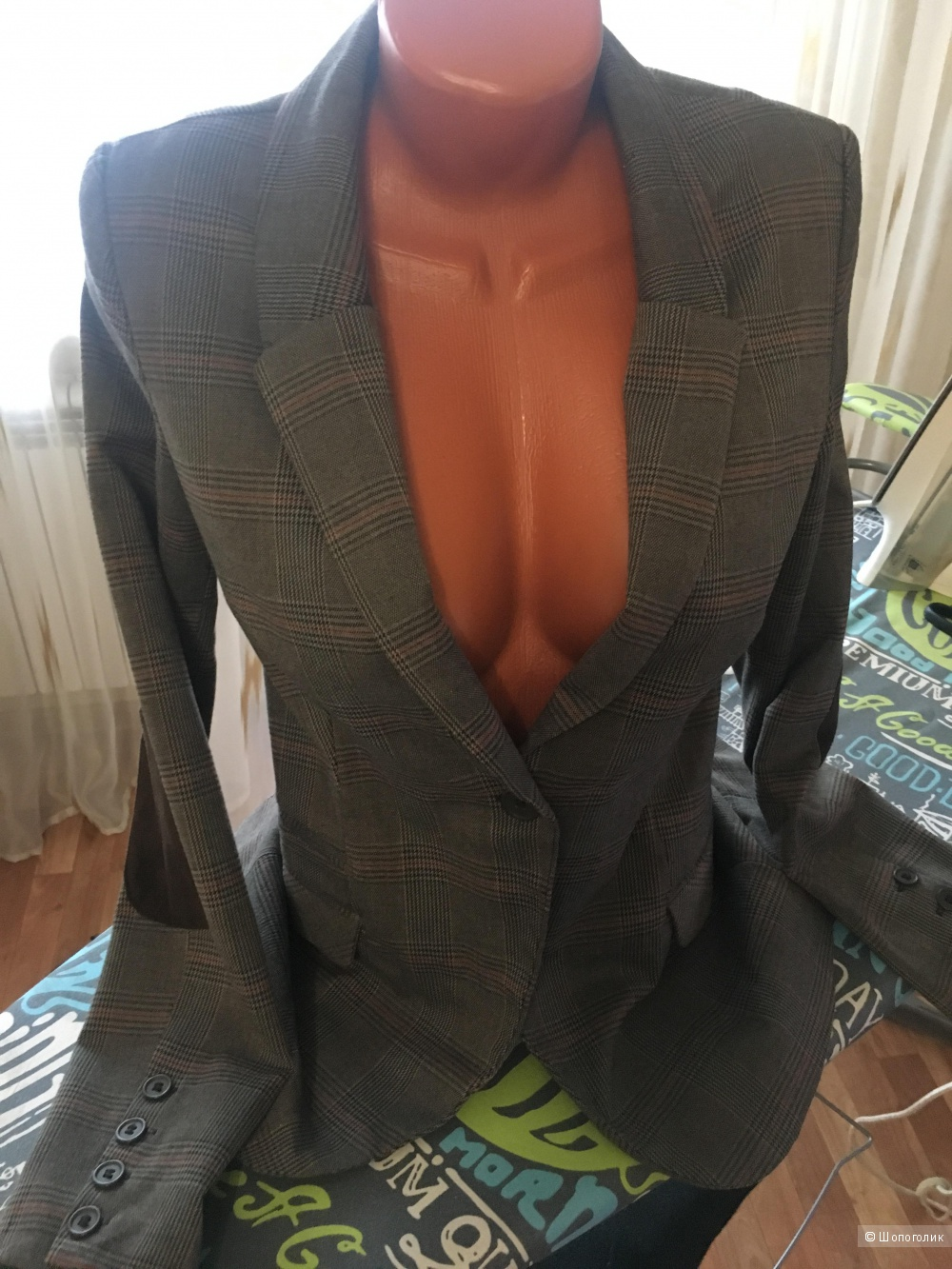 Пиджак женский, Amisu, размер 44