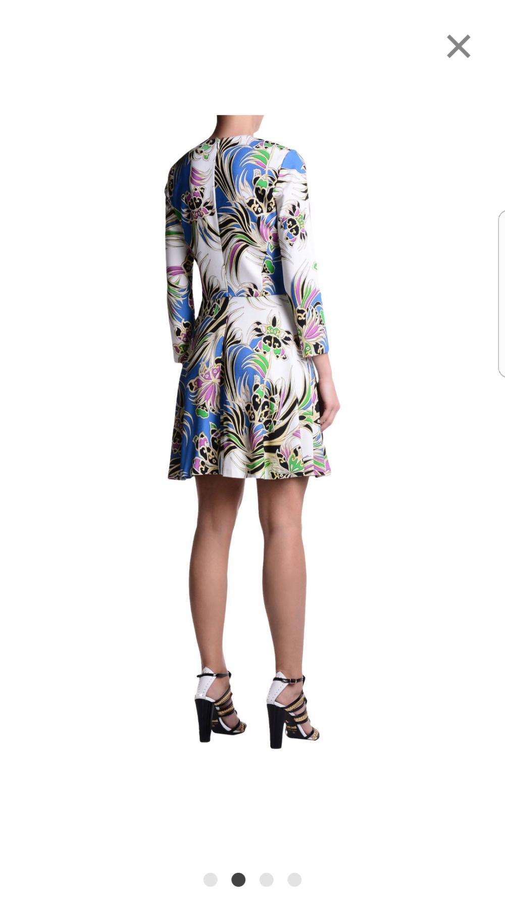 Платье Just Cavalli, размер 42 it (42-44 рус)