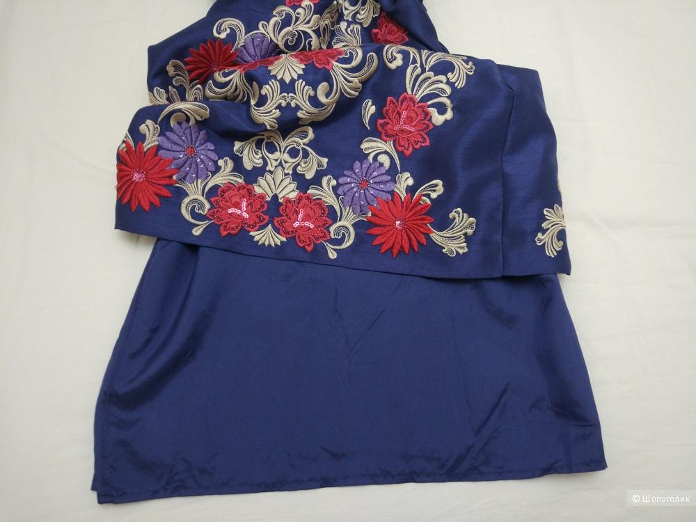 Платье с ручной вышивкой Monsoon размер XS-S