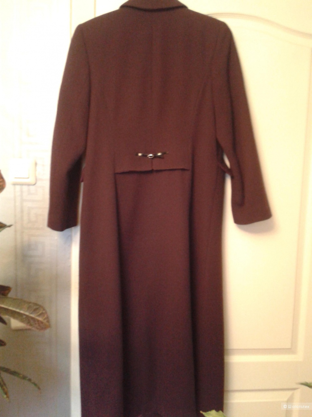 Красивое,шерстяное пальто,46 размер.
