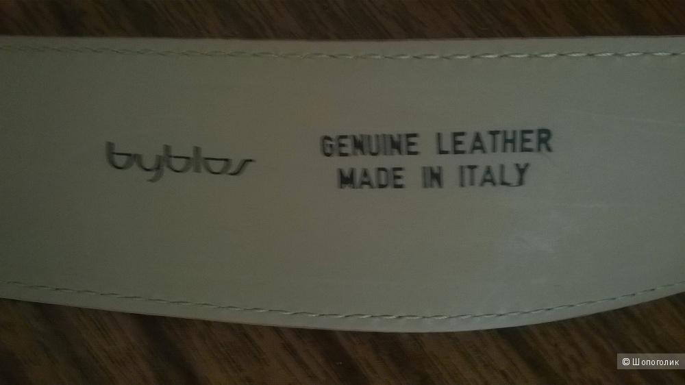 Ремень фирмы «BYBLOS »   Италия кожа