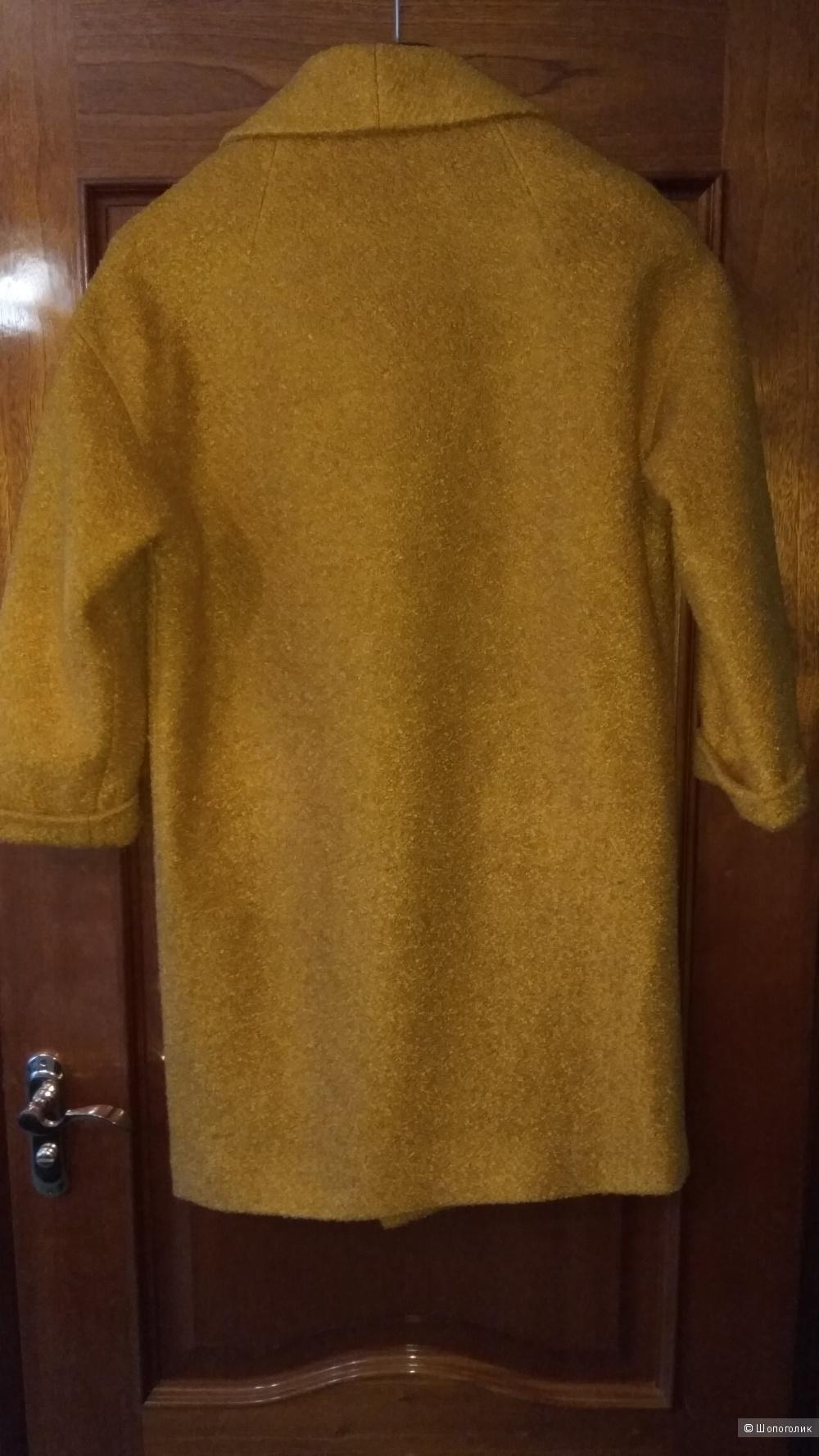 Пальто-oversize RUXARA. Размер 48.