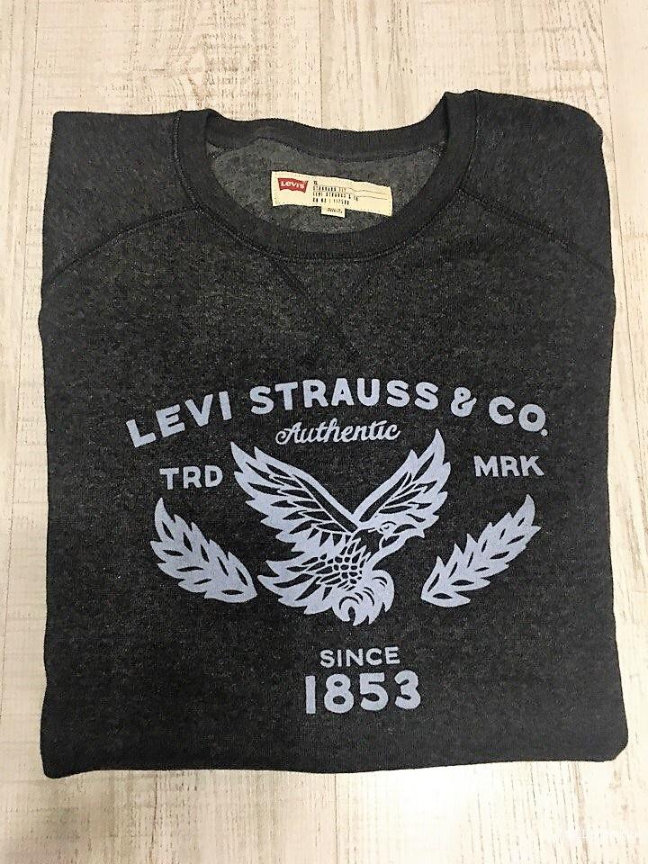 Мужской свитшот LEVI'S размер XL