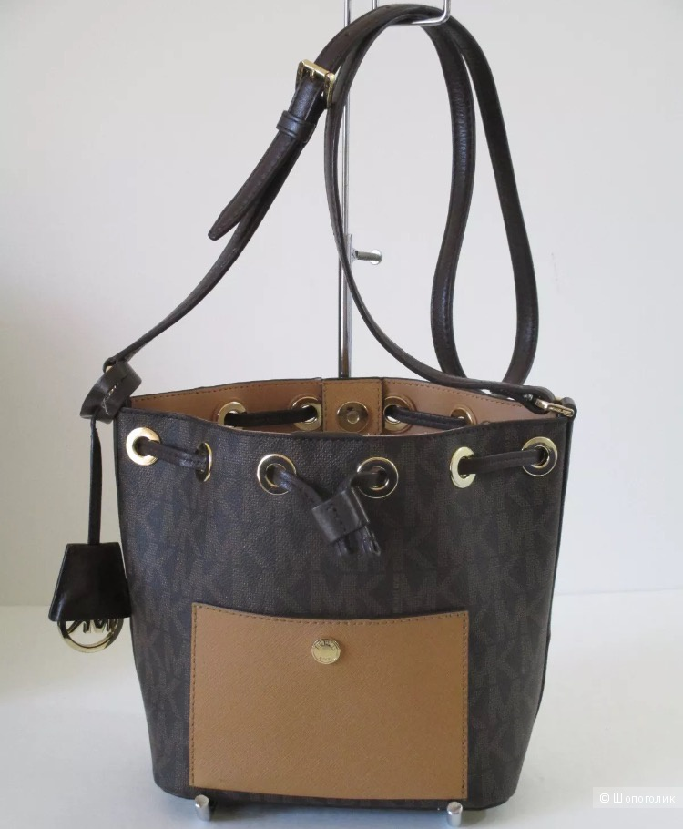 Сумка / кроссбоди Michael Kors Greenwich MD Bucket Bag