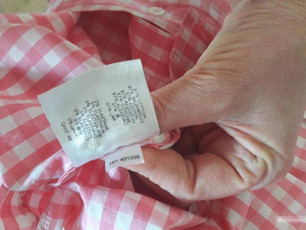 GANT: женская рубашка, оригинал, 42
