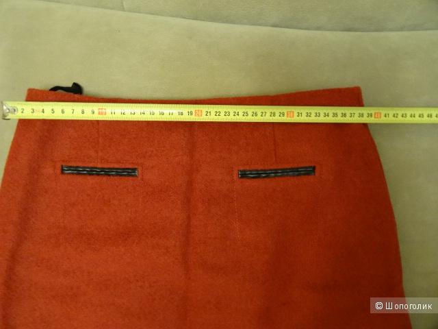 Юбка тёплая M&S, размер 42-44, б/у