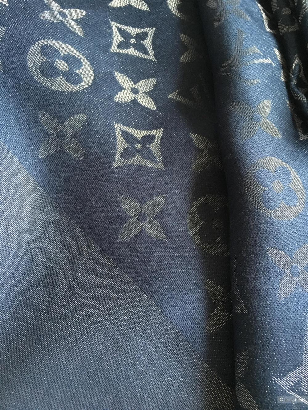 Шаль-платок луи виттон, реплика 140/140