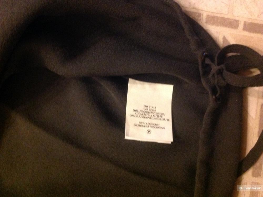 Новая шелковая блузка Armani Exhange M