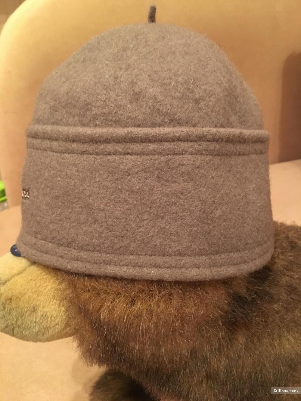 Шапка шерстяная Kangol, one size
