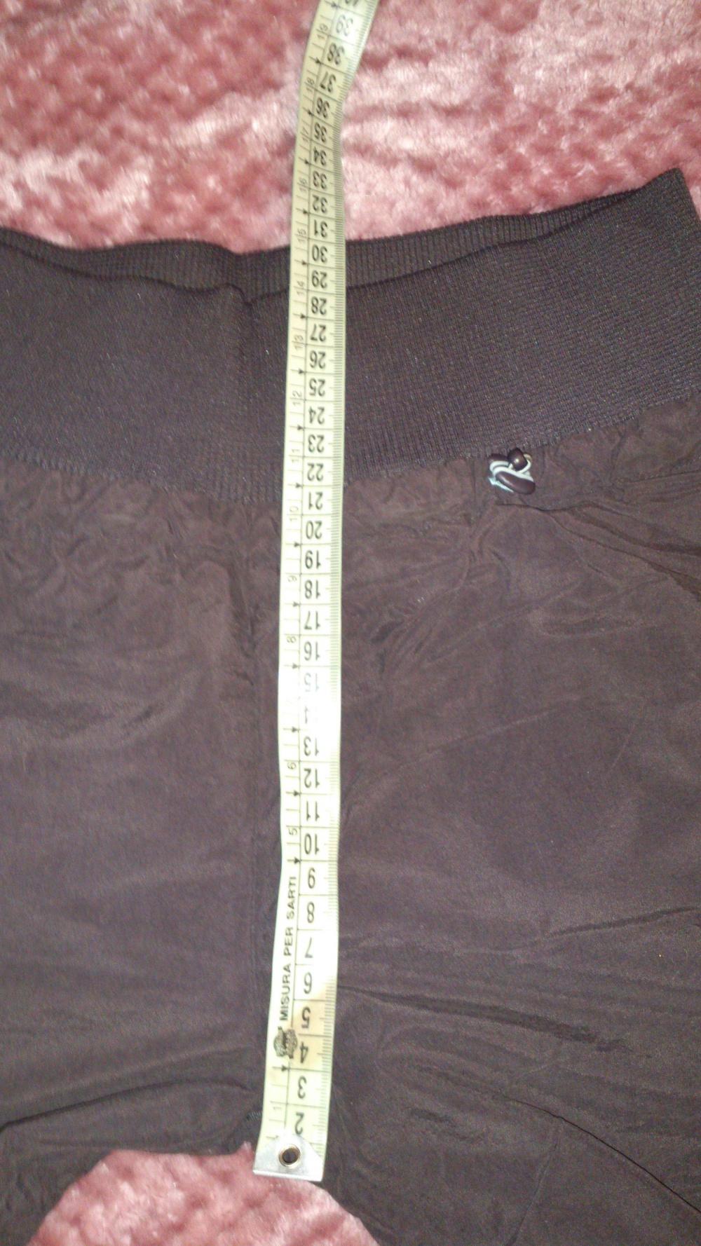 Брюки спортивные Reebok плотные, размер S = 42-44 (рос), Германия