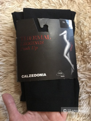 Легинсы Calzedonia Thermal Push Up р.М