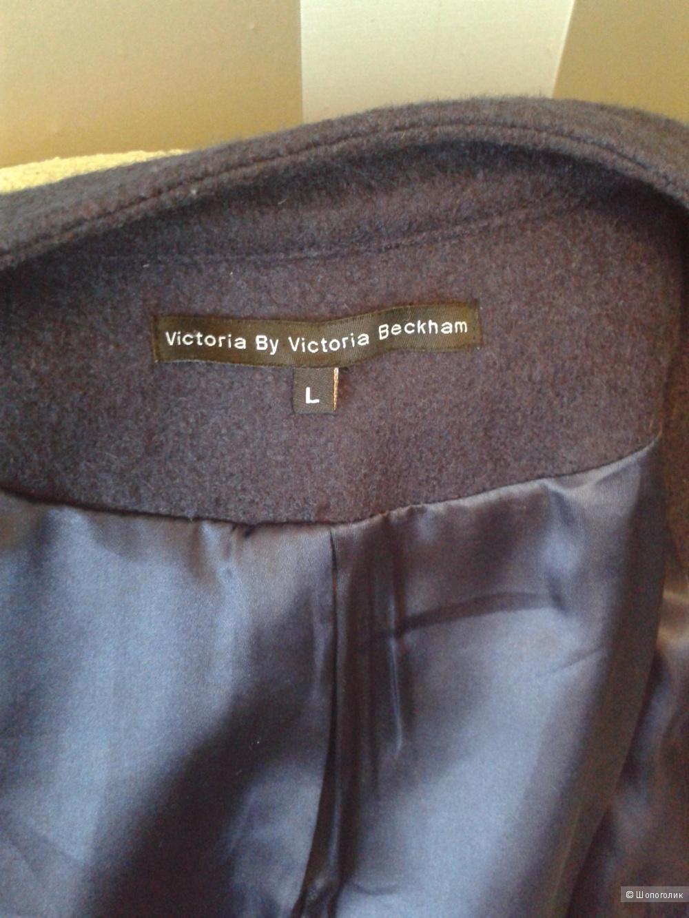 Пальто, Victoria Beckham,размер L.