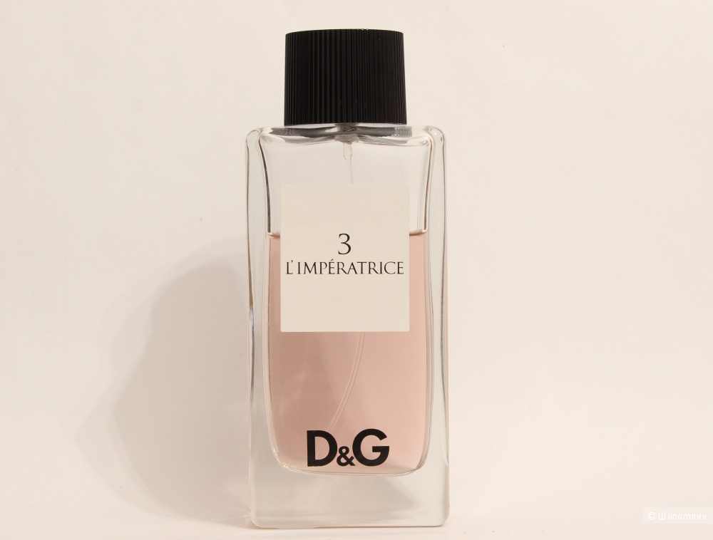 D&G L`Imperatrice 3. 100мл.
