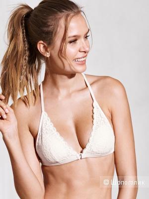 Бралетт Victoria's Secret, модель Front-close Bralette,размер S.