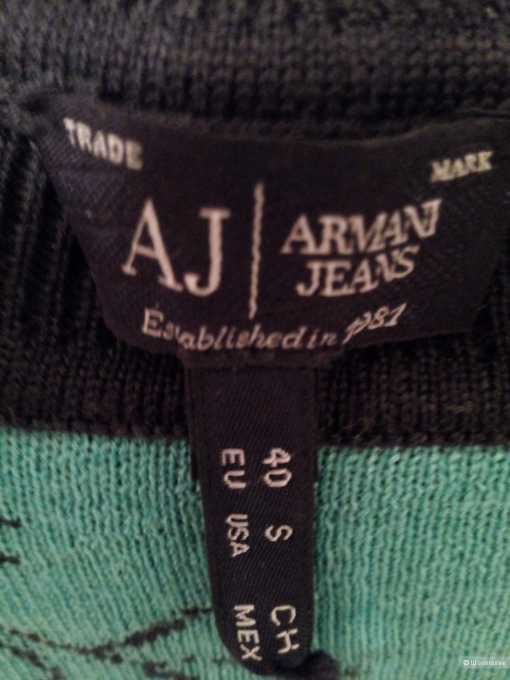 "Платье ""ARMANI Jeans"" размер 40 Италия,  S USA, 42-44 (40) Россия"