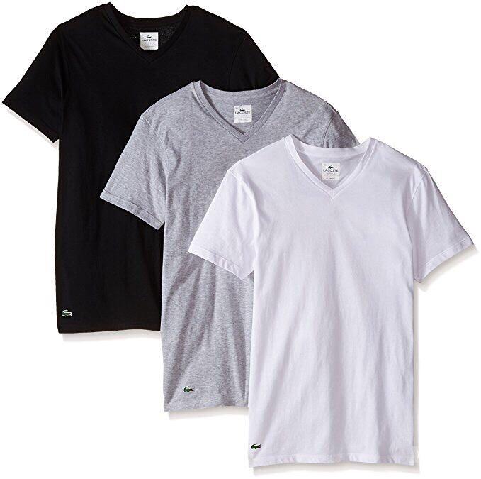 Новые мужские футболки 3 шт Lacoste , размер L