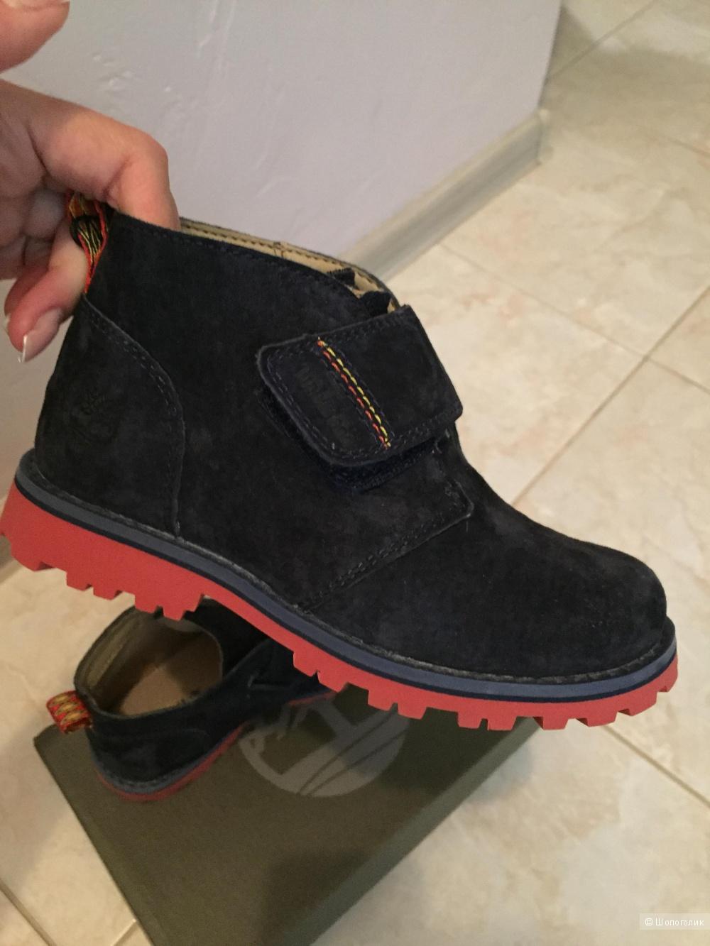 Детские ботинки TIMBERLAND размер 28