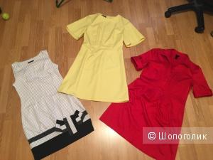 Комплект летних платьев, H&M, размер М,