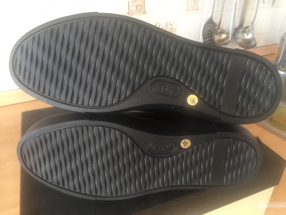 Новые ботинки TWIN-SET Simona Barbieri  36 размер