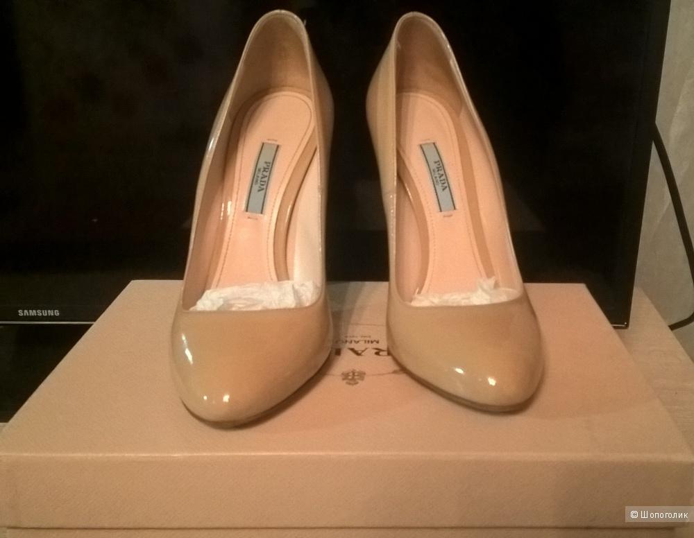 9994758a23d8 Подиумные туфли PRADA, оригинал, 38 р-р, в магазине Другой магазин ...