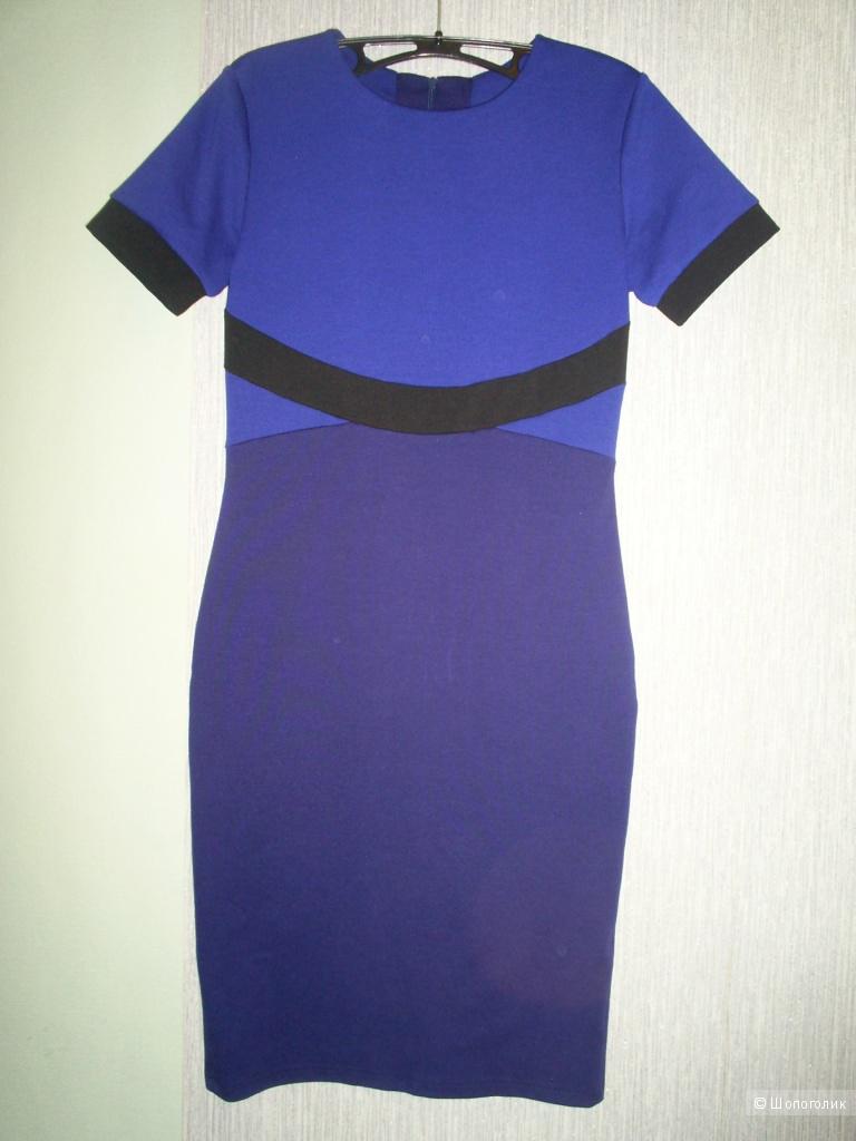 Платье-карандаш из плотного трикотажа от Miusol размер М на 44-46 рус.