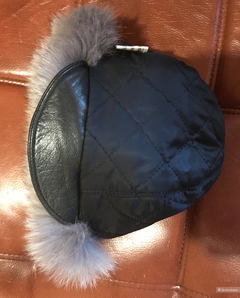 Шапка зимняя, размер 56