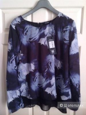 Новая блузка - топ английской марки Firetrap размер UK 16 XL